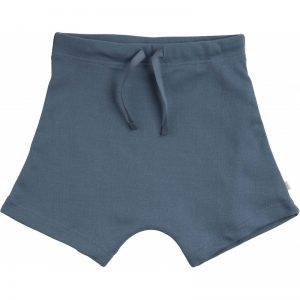 shorts steel blue minimalisma