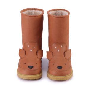 Wadudu Lining - Deer donsje kids shoes