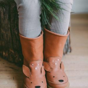 donsje winter shoes deer