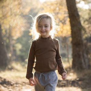 blouse minimalisma merino wool