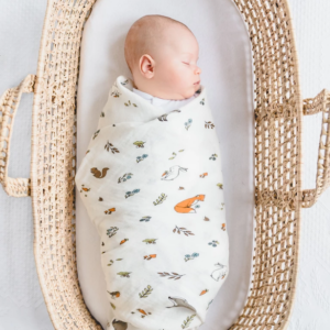 swaddle into the woods