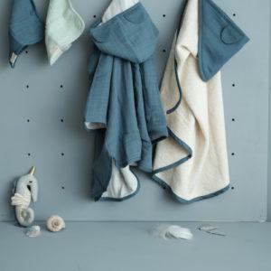 Towel - Baby - Blue Spruce