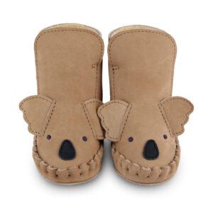 baby shoe koala donsje