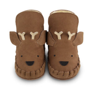 stag baby shoes donsje