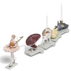 ballerina birthday train