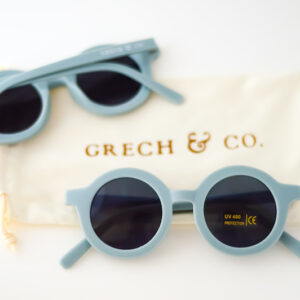 kids sunglasses light blue