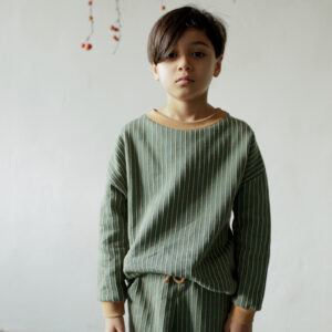 Pullover made of 100% organic cotton from Monkind Berlin.