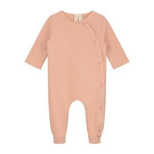 Newborn Suit With Snaps - Rustic Cla