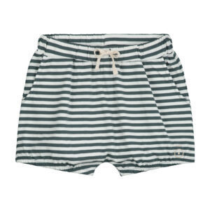 Puffy Shorts - Blue Grey