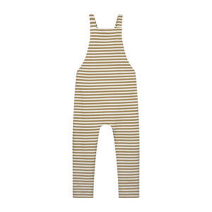 Salopette - Peanut Off White Stripe