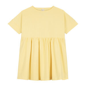 loose fit dress mellow yellow_