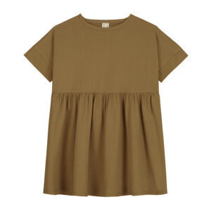 loose fit dress peanut_