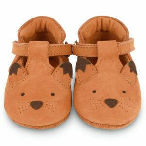 fox baby shoe donsje