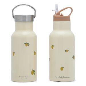 thermo bottle lemon konges Slöjd