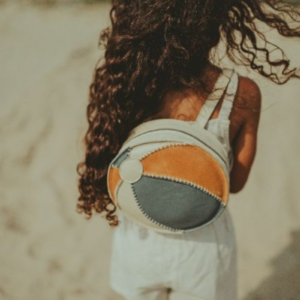 donsje rucksack beach ball