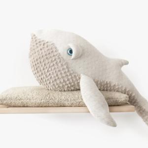 small albino whale BigStuffed