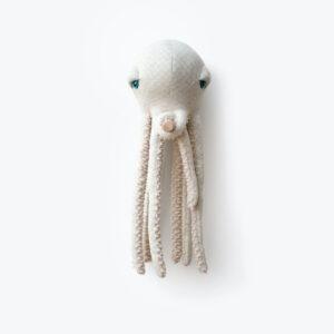 Small Albino Octopus - BigStuffed