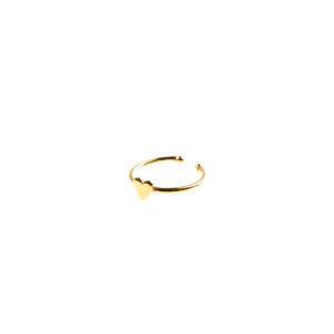 Ring Herz Kinder - Gold