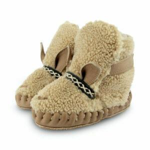 alpaca baby shoe donsje