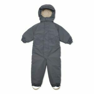 NOHR SNOWSUIT SOLID - TURBULENCE