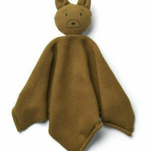 LW12553 - Milo knit cuddle cloth - 9457 Mr bear golden caramel - Extra 0