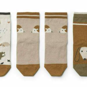 Silas cotton socks - 3 pack - Friendship